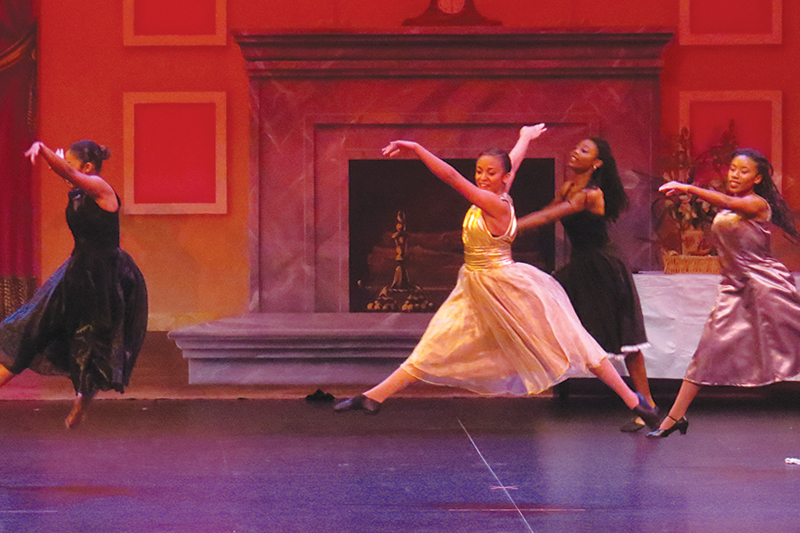 'Family Blessing': A jubilant celebration of dance and theater