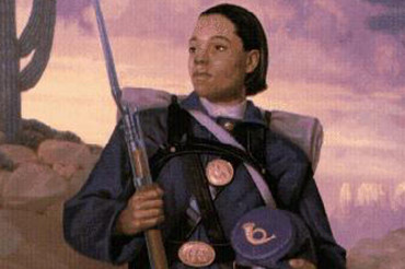 Cathay Williams: The first African American woman to enlist in the U.S. Army
