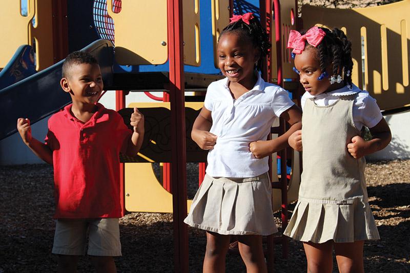 Kidz World kids featured in video