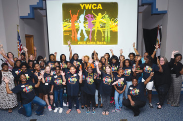 YWCA WEE Girls Rock Camp