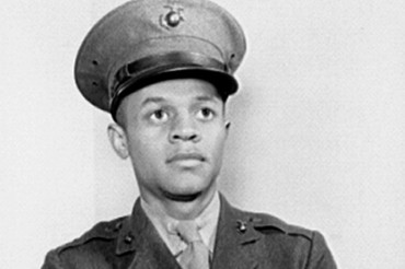 The Story of the First Black Marine