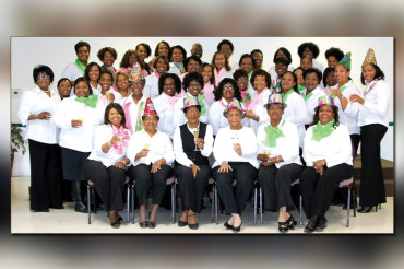 Local AKA Chapter celebrates 60-year anniversary