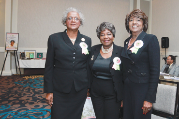 AKA Sorority celebrates 60-year anniversary