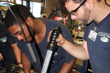 Automotive Service Technology at PTC