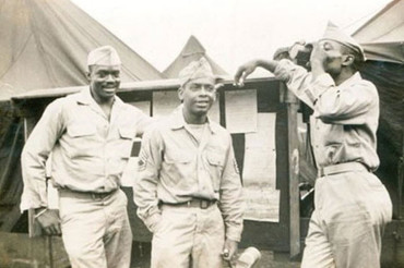 Britons welcomed black soldiers during WWII, fought alongside them against racist GIs