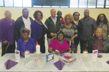 Daisey Sampley Talbert: A five-generation celebration