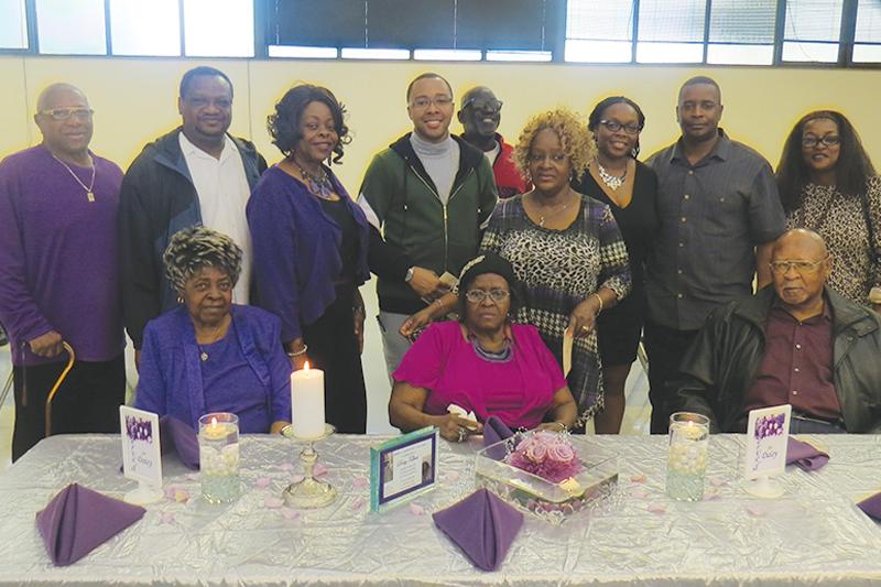 Daisey Sampley Talbert: A five-generation celebration