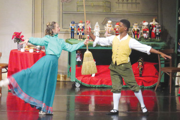 'The Nutcracker' at Gibbs High School