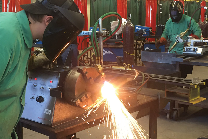 Advanced Welding offered at PTC