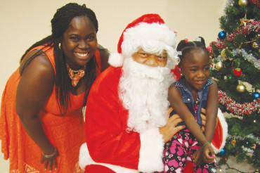Sickle cell families enjoy fun-filled holiday luncheon