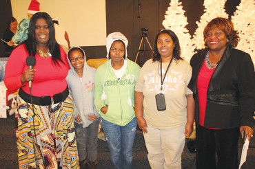 Matters of the Heart 8th Annual Christmas Toys for Tots event