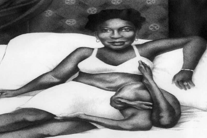 Betty Lou William: Four-Legged Beauty