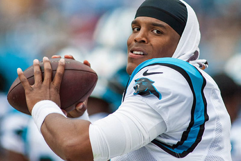 Newton: People fear me as African-American QB