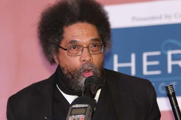 Cornel West back in St. Pete