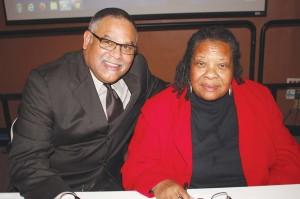 Dr. Wilmer Leon llI & Ruby Nell Sales