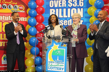 Mother of four who won $188 million Powerball uses $21 million to bail boyfriend out of jail