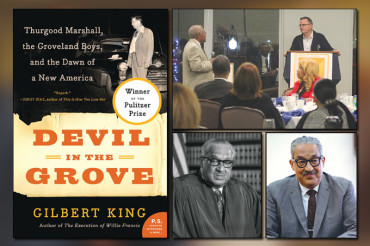 'Devil in the Grove' author speaks at ASALH event