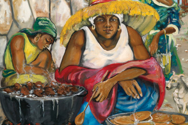 Haitian artist comes to Gallerie 909