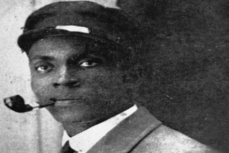 Frederick Bruce Thomas: The Black Russian