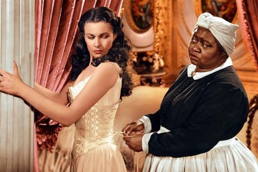 How the first black Oscar winner dealt with segregation from white 'Gone with the Wind' co-stars