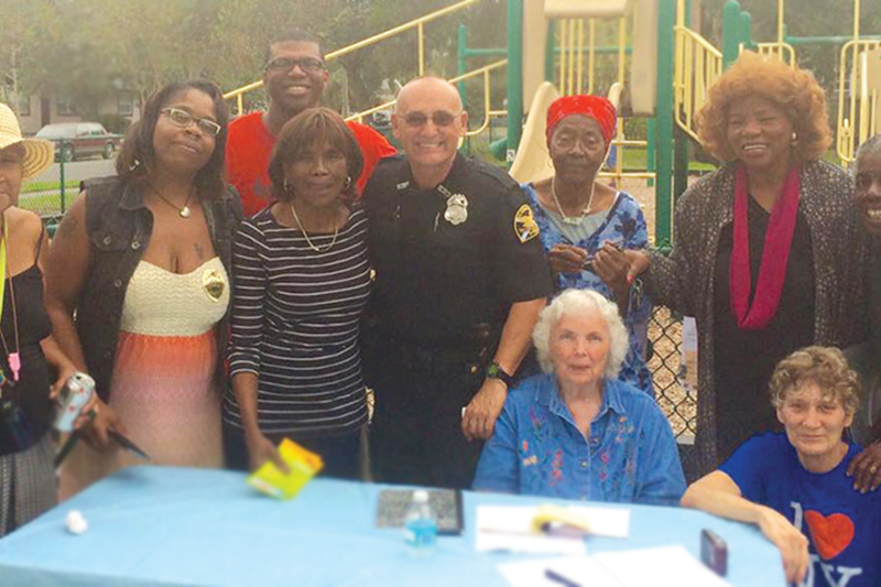 Lakewood Terrace Neighborhood Association rebuilds