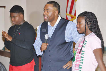 Alpha Kappa Alpha Sorority hosts financial literacy workshop