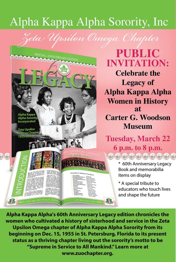 AKA Women in History, featured