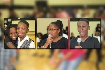 Celebrating Black History Month at Jet Jackson Recreation Center
