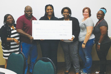Duke Energy gives Mt. Zion Human Services a grant