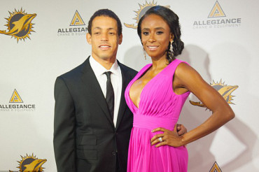Is Brent Grimes' wife ruining his career? 'Star cut because of her Twitter attack on players'