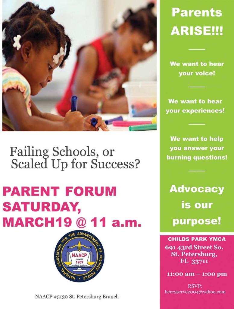 Parent Forum Flyer (modified 3) NAACP-1