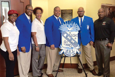 St. Pete Sigmas Sponsor Final Session for the Gentleman's Institute Alpha Class