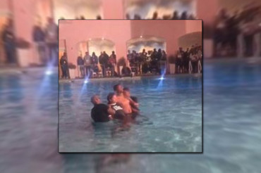 Jameis Winston baptized with girlfriend Breion Allen at spiritual NFL retreat, in Colorado
