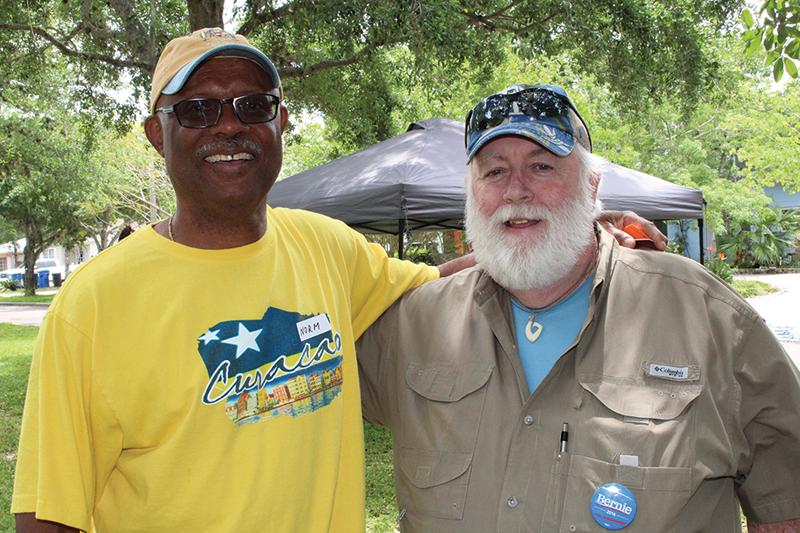 Bayou Highlands Neighborhood Association is on the comeback