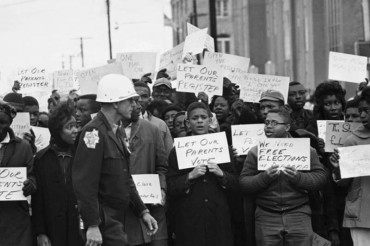 Black Lives Matter and America's long history of resisting civil rights protesters