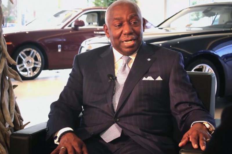 First Black U.S. Rolls Royce Dealer Talks Success from the Bottom Up