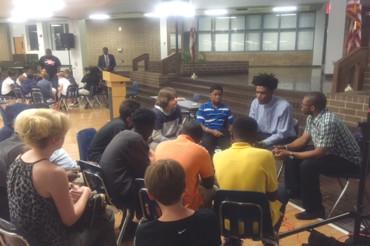 Enough: Youths speak, adults listen