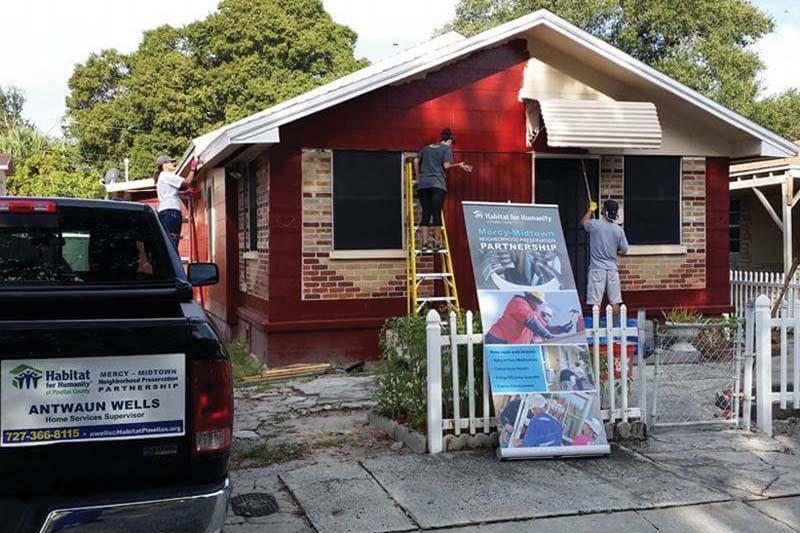 Let's Roll: Habitat for Humanity's Neighborhood Preservation