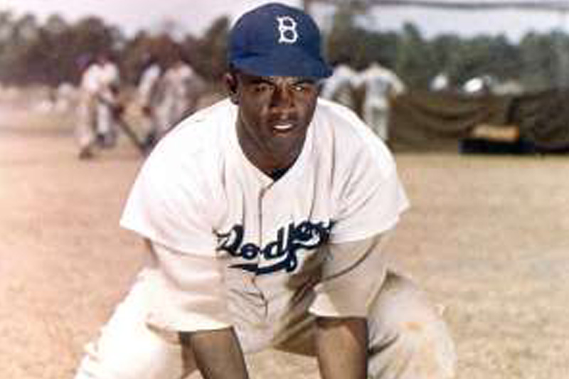 jack roosevelt robinson Jackie robinson | jack roosevelt jackie robinson (born: january 31, 1919 - died: october 24, 1972(1972-10-24)) an american baseball player who became the first african american to play in.