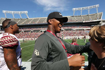 Jameis Winston answers character questions as leader of Tampa Bay Bucs