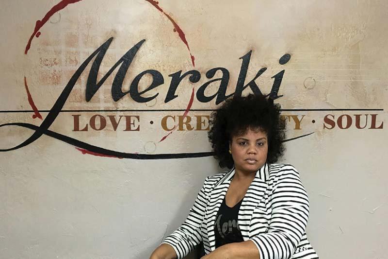 Meraki Beauti: Putting love in it