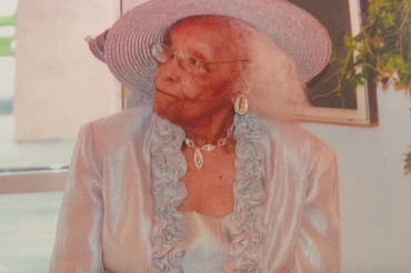 Mother Queenie: 100 years young