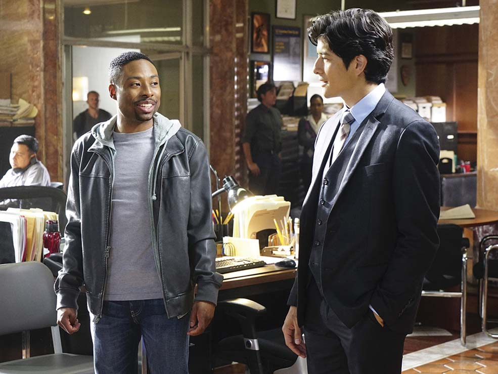 RUSH HOUR, Justin Hires, featured