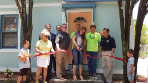 Homes for Homeless Ribbon Cutting, featured