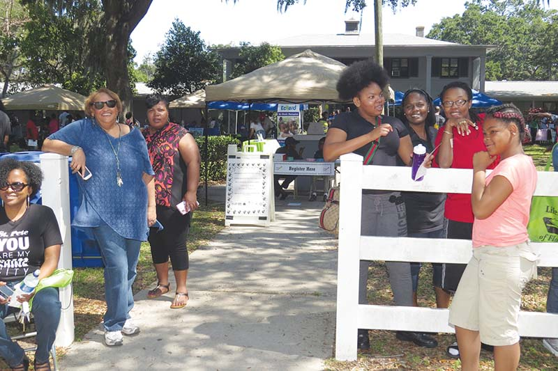 Community celebrates 20th annual Family Fun Day