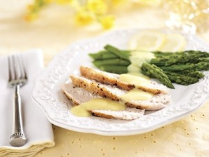 Roasted Lemon Garlic Chicken, lifestyle