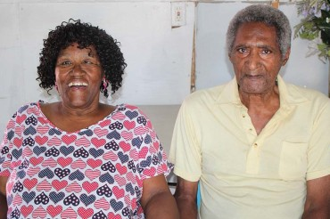 Johnie and Rosemary Kitchen celebrate 57 years of marriage