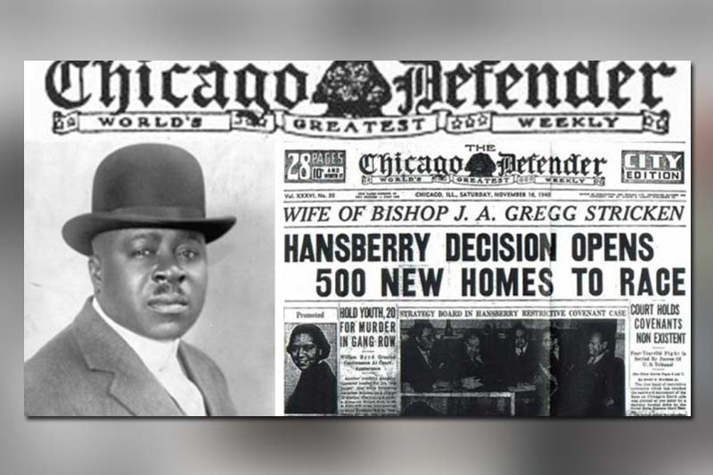 The Chicago Defender: The most influential Black weekly newspaper in America