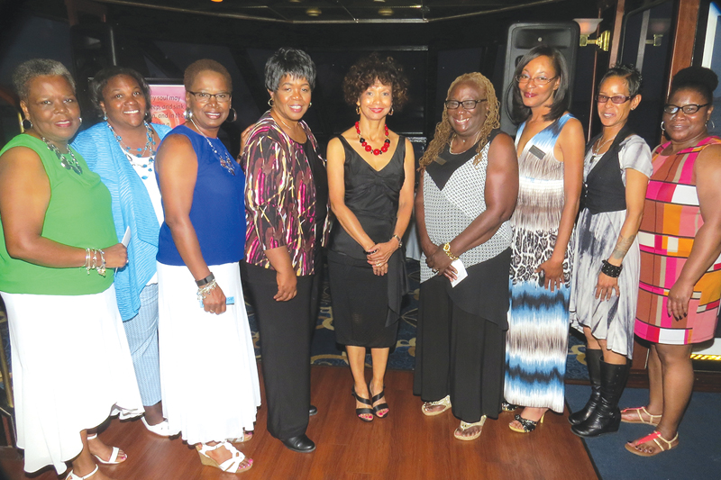 Sistahs of Compassion: Cruising with a mission