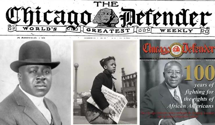 Chicago Defender Photos, history